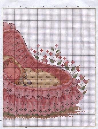 Предпросмотр - Схема вышивки