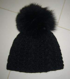 Большой помпон для шапки