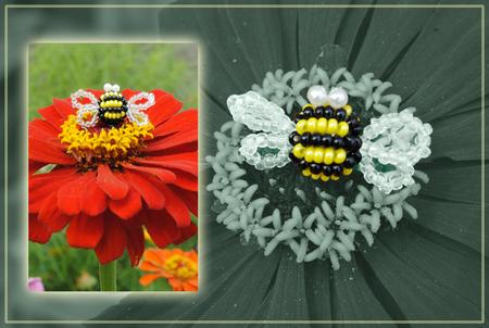 Предыдущее изображение.  Домой.  121.2 KB.  Новые работы.  Пчела.