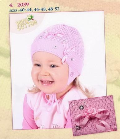 Вязание спицами детских изделий