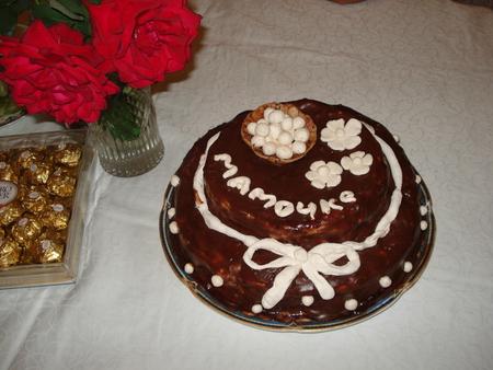 Торт для мамы в домашних условиях 42